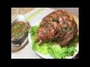СВИНАЯ НОГА Запеченная в Духовке Свинина Главное Праздничное Блюдо Pork in Oven