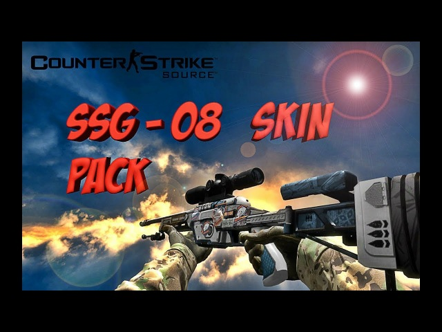 CSS - SSG 08 Pack St6 Arm - Download (All Version)