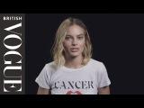Роберт в ролике «первые акты» | British Vogue