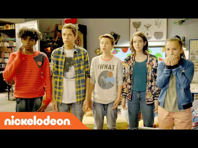 Hunter Street's Season 2: 'A Brand New Mystery' Official Sneak Peek 🔍 | Nick