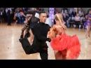 Winson Tam Anastasia Novikova danceComp Wuppertal 2017 WDSF WO LAT R2 J