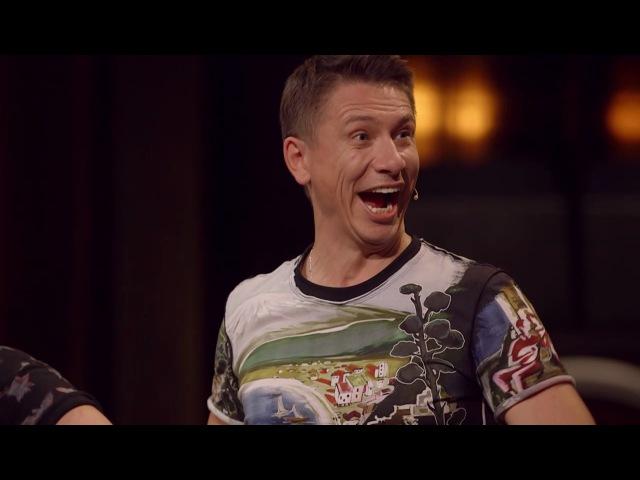 Шоу Студия Союз, 1 выпуск (10.08.2017) Тимур Батрутдинов и Гарик Харламов
