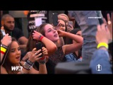 Justin Bieber - Baby - Live at Fox FM's Hit The Roof (Melbourne, Australia)