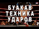Буакав - техника ударов ногами и руками - Buakaw Techniques Kicks