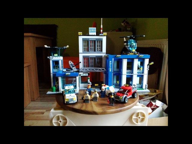 КОНСТРУКТОР BELA ПОЛИЦЕЙСКИЙ УЧАСТОК ДЛЯ ДЕТЕЙ (копия Lego City Полицейский участок)
