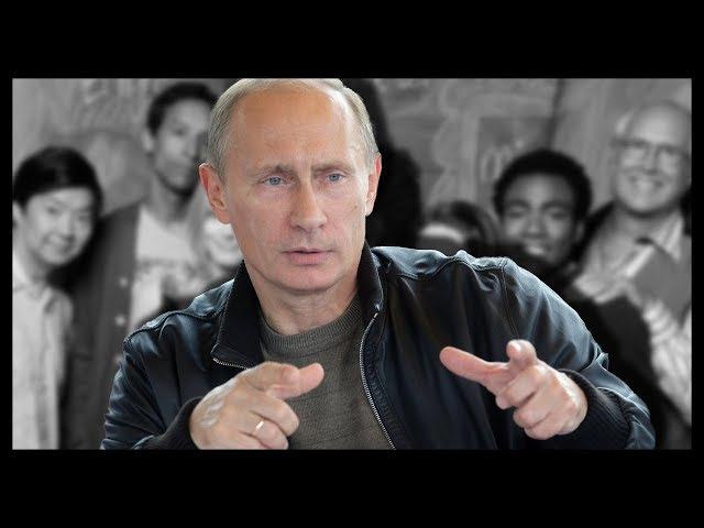 Иностранцы о чувстве юмора Путина: «Так может шутить, только очень умный человек!»