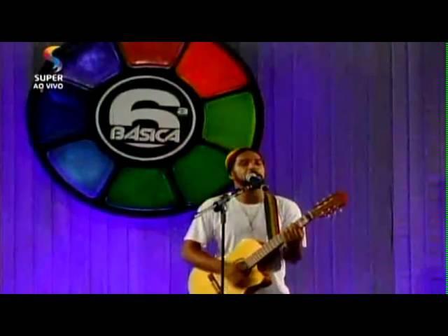 Faz Chover - Salomão do Reggae - 6ª Básica - Lagoinha