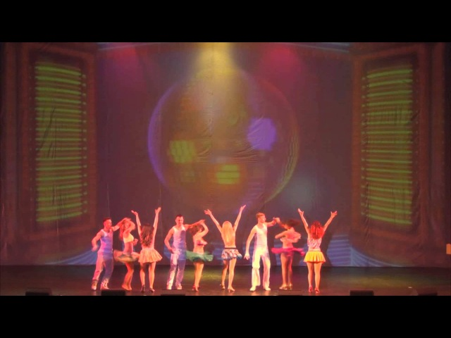Студия танца BRASILEIRO Диско 80 х