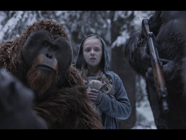 Трейлер Планета обезьян: Война (2017)