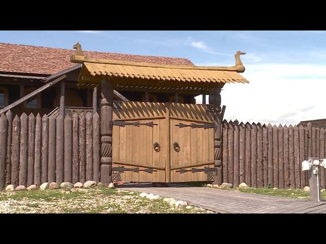 Фестиваль «Сугорье»: викинги штурмуют княжескую крепость