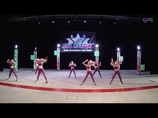 Ліга Кращих 2017 Лига Лучших 2017 League of the best Dance Kvartal Studio