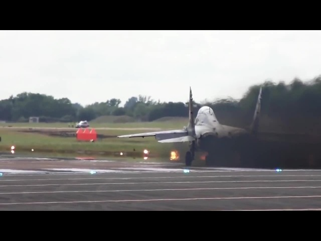 Vertical take-off MiG-29