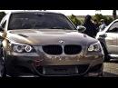BMW M5 E60 V10 Fan Movie (Powerslides | Donuts | Acceleration)