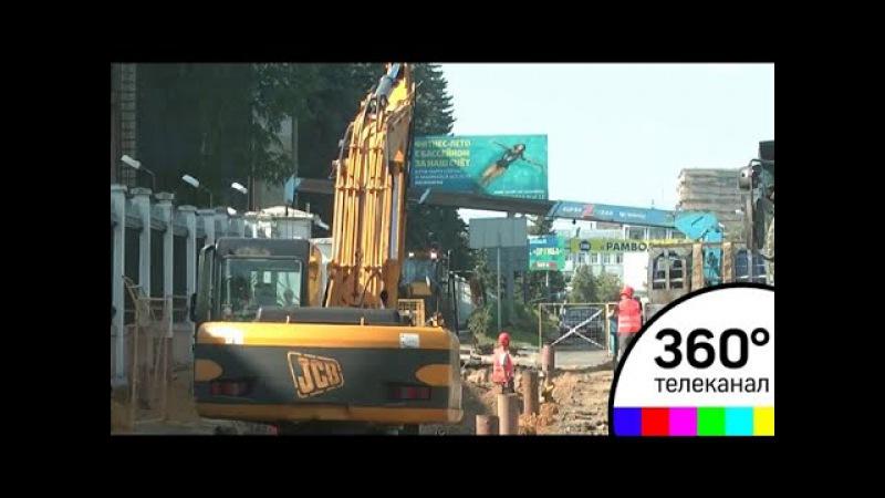 Реконструкция Туполевского шоссе пройдет в 2 этапа смотреть онлайн без регистрации