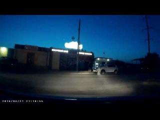 Видеорегистратор Novatek 96650 AT550 тест ночью