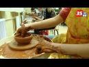 Юные гончары и керамисты со всего северо-запада соревнуются в Череповце
