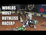 The World's Most Ruthless Supercross Racer CARNAGE