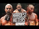 Top 5 Hardest Hitters in the UFC top 5 hardest hitters in the ufc