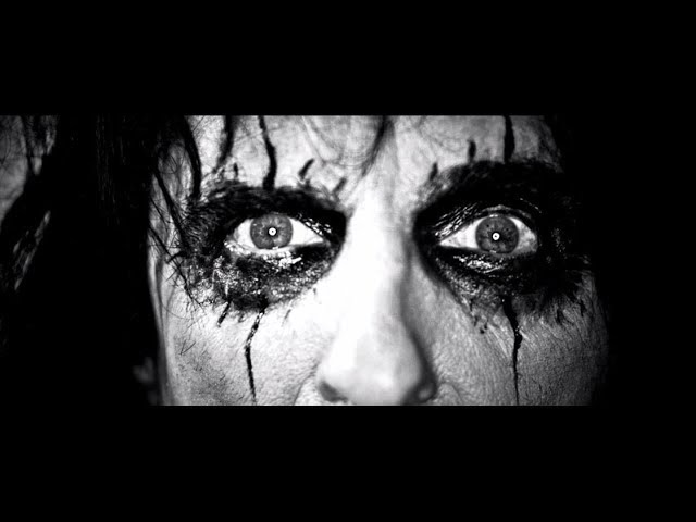 Alice Cooper The Sound Of A Official Music Video Single out February 23rd