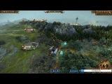 Total War Warhammer 2 - прохождение Hardcore Империи Смертных =25= Тотальная дипломатия - Финал