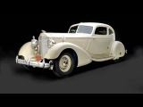 Packard Twelve Sport Coupe with rear quarter windows by LeBaron 1106 783 1934