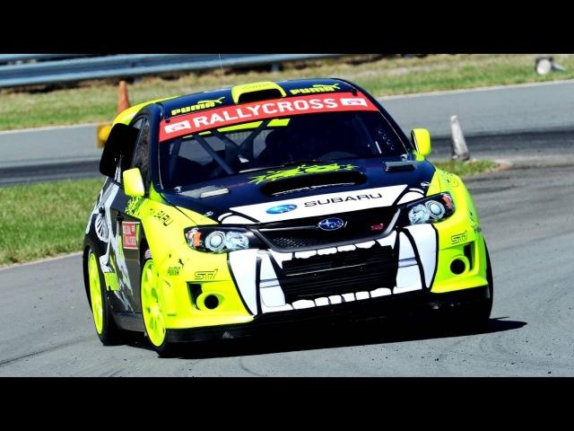 Subaru Impreza WRX STI Rallycross GRB '2012