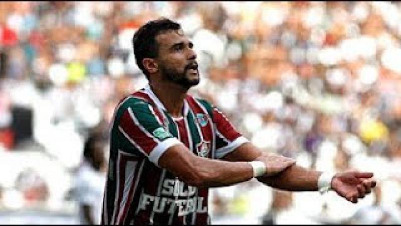 2º Gol do Flu, Dourado: Fluminense 2 x 1 Flamengo - Brasileiro Série A 2017