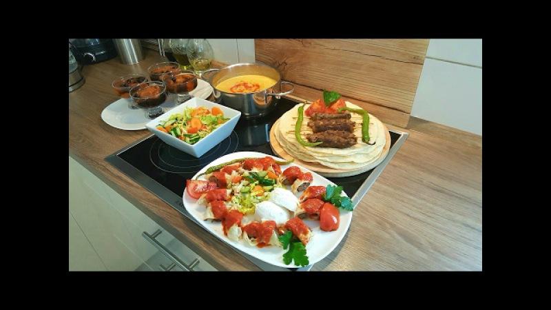 Beyti Kebap - Kremalı Sebze Çorbasının Tarifi   Hatice Mazı ile Yemek Tarifleri