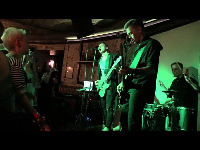Ocean Jet – Vengeance (Клуб Дума, Москва, 13.09.2015)