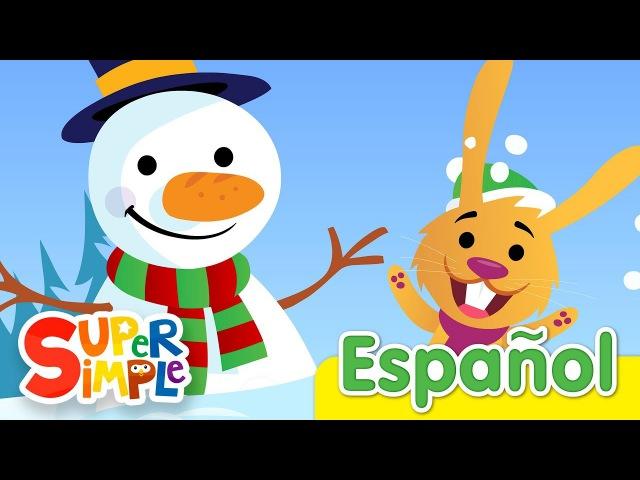 Cascabel | Canciones Infantiles De Navidad | Super Simple Español