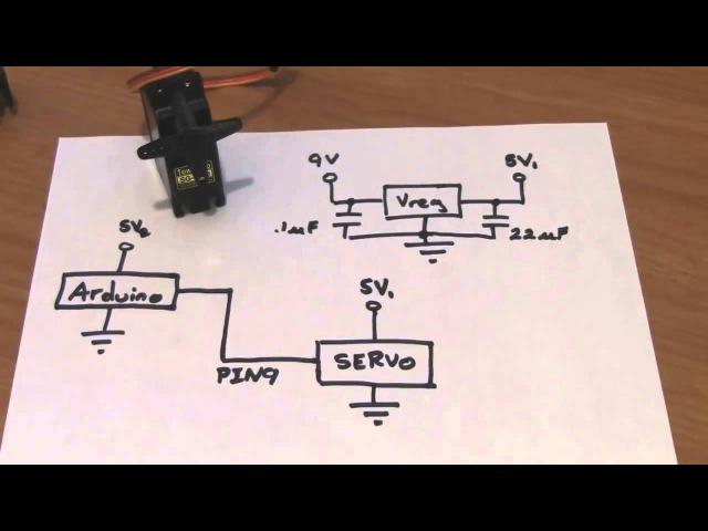 Arduino Моторы и транзисторы 5