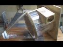 Циклон в мастерскую прозрачный сепаратор