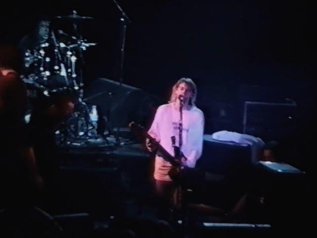 Nirvana - 11231991 - Ghent, Belgium - [50fpsTaperAudioVidRemix] - [Full Show] (Rarities)