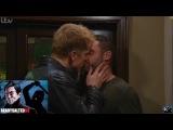 Emmerdale - Aaron & Robert Snog In The Pub