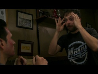 It's Always Sunny in Philadelphia - Let's get high in the back office