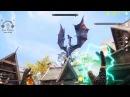 172.Skyrim SA-Evolution 2.4 RC Чертов Дракон!, все планы спутал!!