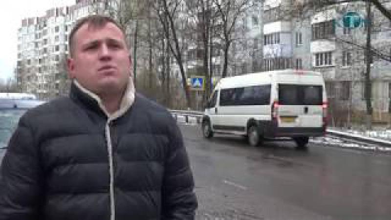 Новая схема движения автобусов в г.п. Калининец