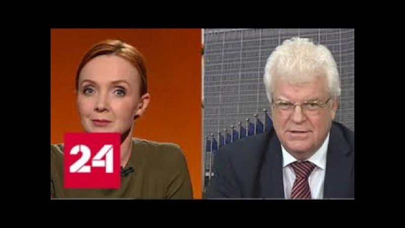 Мнение: Владимир Чижов о законе о реинтеграции Донбасса - Россия 24