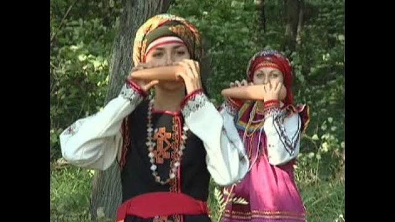 Секреты мордовских женщин Россия любовь моя Телеканал Культура