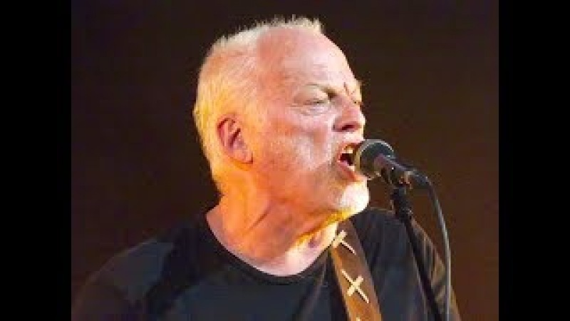 David Gilmour/Faces of stone