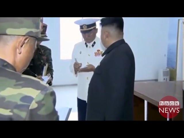 Ким Чен Ын нам полный пиз*эц