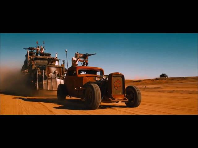 Mad Max Fury Road Vs. Ace of Spades