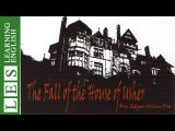 Learn English Through Story - The Fall of the House of Usher by Edgar Allan Poe