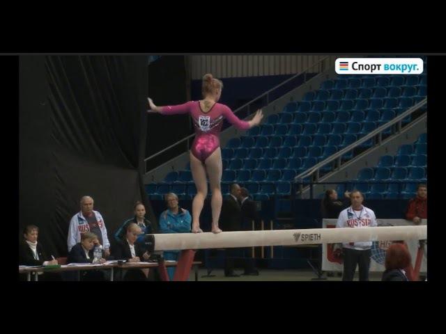 Tatiana Nabieva BB 2017 Voronin Cup