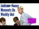 Got7 Jackson Funny Moments On Weekly Idol by A.C PAUL