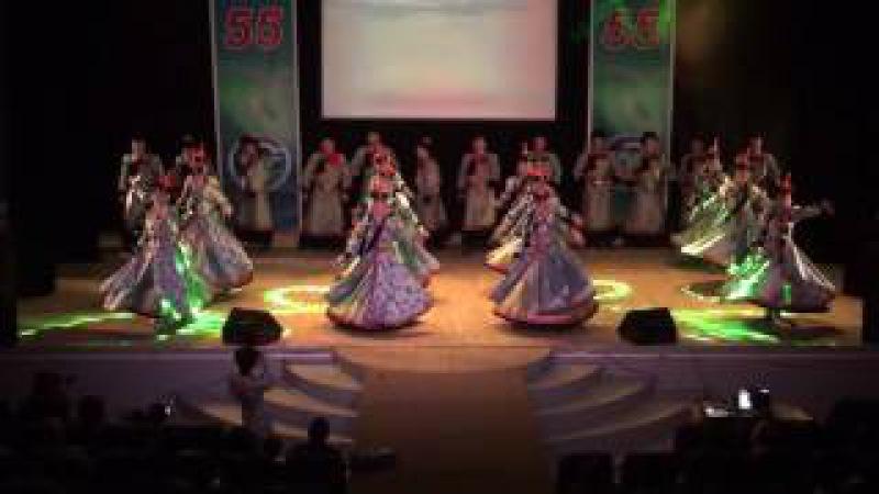 «Талын дуун» - народный студенческий ансамбль «Байкальские волны»
