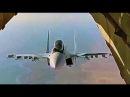 Фантастический маневр российского истребителя Су-30СМ