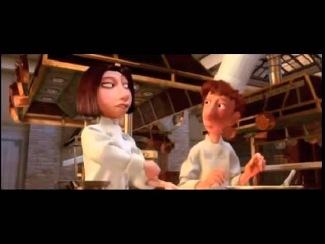 Ratatouille - Consejos de Colette (fandub)