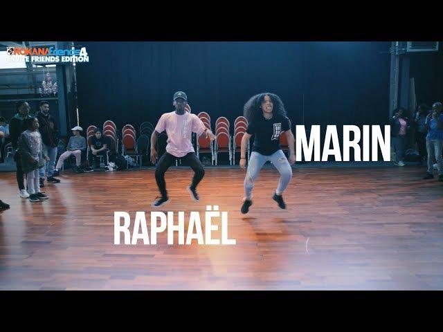 Marin Raphaël | Orokana Friends Workshops 4 | Afro Dance
