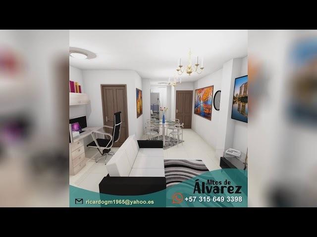 Conjunto Residencial Altos del Álvarez en Bucaramanga Santander Colombia